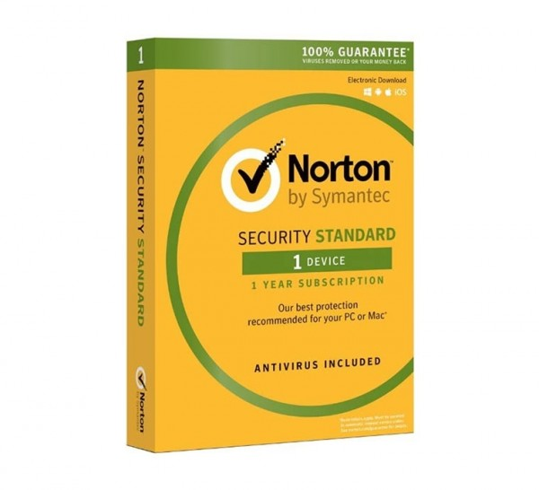 Norton Security Standard Antivirus