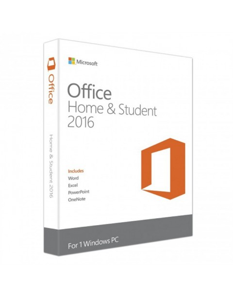Office Home & Student 2016 for PC